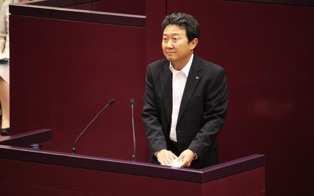 福岡市議会平成25年第4回定例会